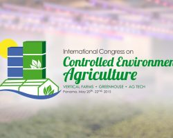 Updated: The International Congress on Controlled Environment Agriculture 2015