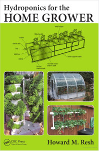New Book Hydroponics for the Home Grower