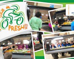 Hort Americas Sponsors Tour de Fresh Ride