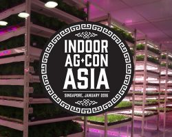 First Indoor Ag-Con in Asia