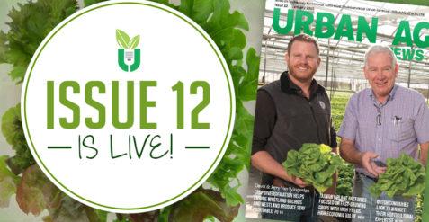 Urban Ag News Online Magazine Issue 12