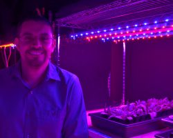 Dr. Roberto Lopez joins Michigan State University Horticulture faculty
