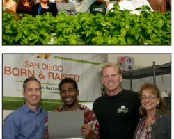 Sustainable Agriculture Training / Cal Poly Pomona Launch New Hybrid Course and a New School Name