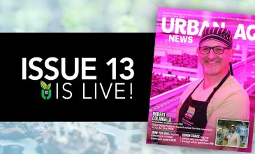Urban Ag News Online Magazine Issue 13