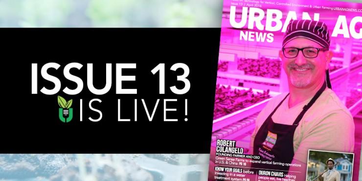 Urban Ag News Online Magazine Issue 13