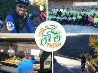 Tour de Fresh 2016 fundraising