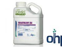 Triathlon® BA biofungicide now OMRI Listed