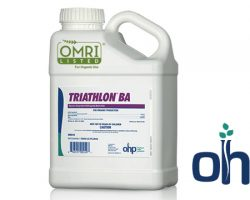 Triathlon® BA biofungicide now OMRI Listed