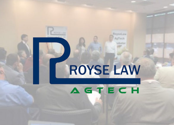 Royse Law's AgTech Innovation Network Comes to San Diego