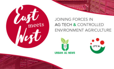 Japanese Vertical Farming Leaders visit USA Agriculture Heartland