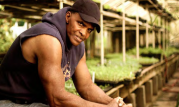 Growing Power:  An Urban Farmer and an Urban Agriculture Legend