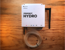 OsmoBot Pre-Sale: Online Hydroponic Monitors