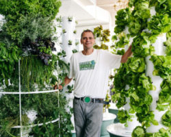 The Green Miracle of the Bronx to Deliver Aglanta's Keynote