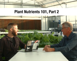 Essential Plant Nutrients Educational Video – Part 2