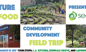 Second in Seedstock 'Future of Food' Field Trip Series to Focus on Community Development