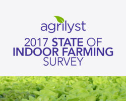 State of Indoor Farming 2017