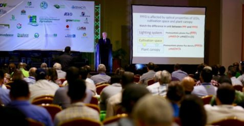 2017 International Congress on Controlled Environment Agriculture (ICCEA) Creates Magic
