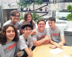 NY Sun Works Youth Conference: Discovering Sustainability Science