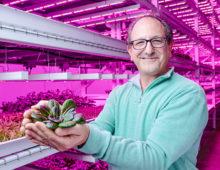 Ivy Tech and Green Sense Farms Form Partnership