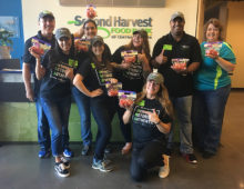 Village Farms employees offer Irma relief to Second Harvest Food Bank