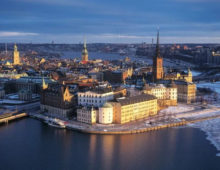 Plantagon is building 10 underground city farms in Stockholm