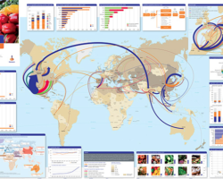 World Vegetable Map 2018: More than Just a Local Affair by Rabobank