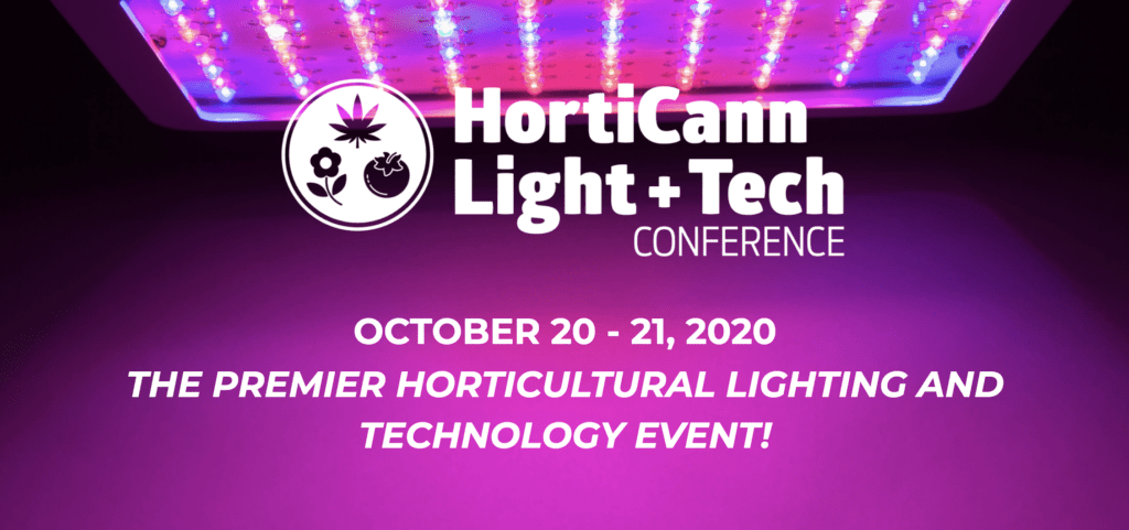 HortiCann Light & Tech Conference Goes Virtual - Urban Ag News
